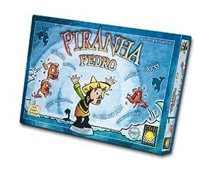 Gold Sieber Piranha Pedro