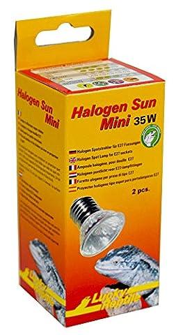 Lucky Reptile HSM-35 Halogen Sun, Mini, 2 x 35 Watt