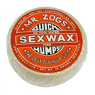 Sex Wax Quick Humps 4X Orange Label Firm