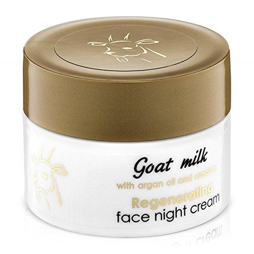 Vlaboratories Goat Milk Regenerierende Gesichtscreme, 50 ml