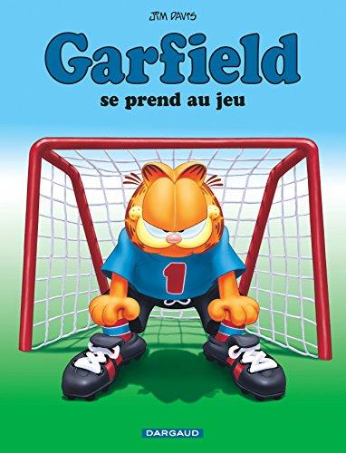 Garfield - tome 24 - Garfield se prend au jeu par Davis Jim