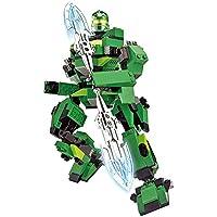 Sluban M38-B0213 - Ultimate Robot, Verde