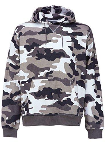 Dickies Herren Pullover Streetwear Male Hoodie Philadelphia white camo
