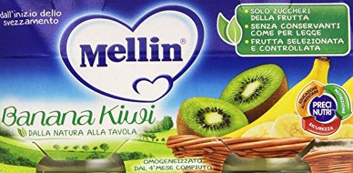 Mellin Omogeneizzato Banana Kiwi