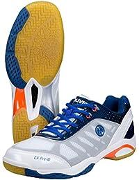 Oliver , Chaussures spécial squash pour homme jaune/noir