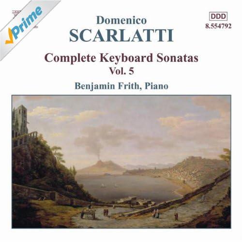 Keyboard Sonata in G major, K. 124/L.232/P.110: Keyboard Sonata in G major, K.124/L.232/P.110: Allegro