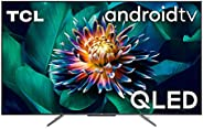 TV TCL 50C711 50 pollici QLED TV, 4K Ultra HD, Smart TV con sistema Android 9.0 (HDR 10+, Micro dimming, Dolby