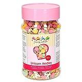 Mélange de confettis en sucre Galaxy, FunCakes
