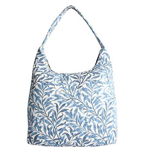 Signare Besace Sac d'épaule Tapisserie Mode Femme William Morris Branche de Saule