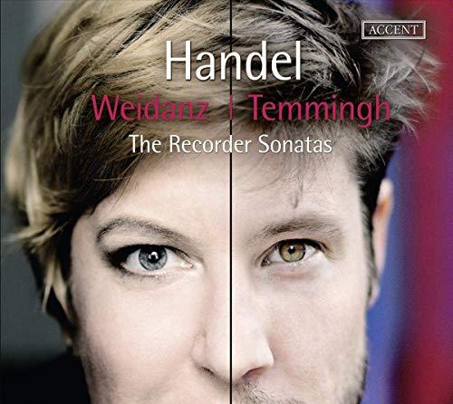Händel - Die Sonaten für Blockflöte