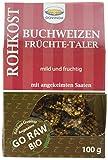 Govinda Buchweizen-Früchte-Taler, 3er Pack (3 x 100 g)