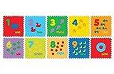 Unimats Floor Mats - Pictured Numerics (...