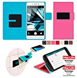 Oppo Mirror 5s Hülle Cover Case in Pink - innovative 4 in