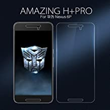 Nillkin Amazing H+ Pro - Protector de pantalla 9H 2.5D cristal templado de 0,2mm para Huawei Nexus 6P (Google)