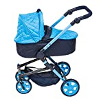 3 in 1 Doll Travel Stroller