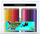 Best Prismacolor Marker Sets - Prismacolor Scholar Colored Pencils, 60-Count Review