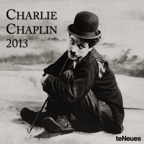 Charlie Chaplin 2013 Broschürenkalender (Chaplin Kalender)