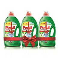Persil Power Gel White Flower - 3L + 2L (Pack of 3)