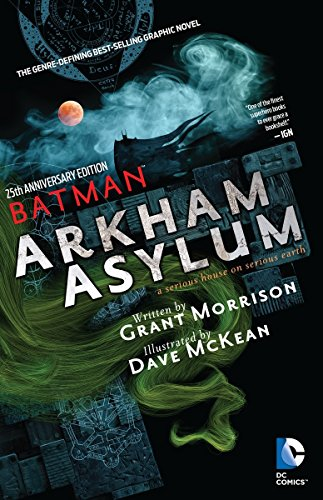 Batman Arkham Asylum 25th Anniversary TP