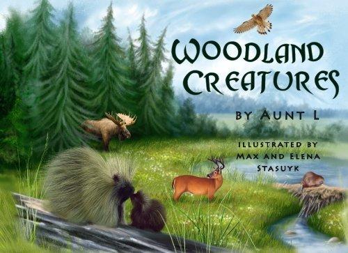 Woodland Creatures by L, Aunt (2009) Paperback