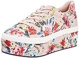 Buffalo Damen 516-3903-2 Fabric Flower Print Sneaker, Mehrfarbig (Multi 01), 38 EU