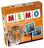 Wildlife Memo Game Tactic - Gioco memory, soggetto: Animali selvaggi