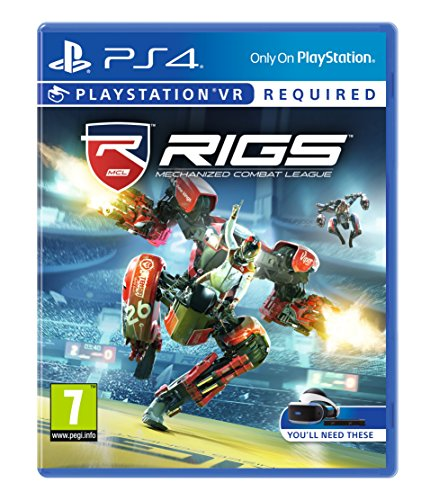 RIGS: Mechanized Combat League (PSVR) Best Price and Cheapest