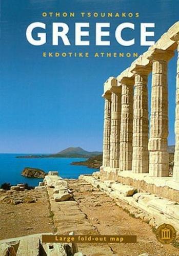 Greece (Greece: Travel Guides) por Othon Tsounakos