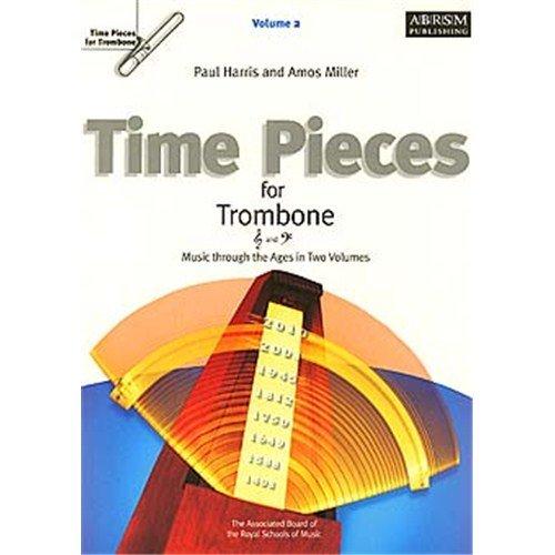 Preisvergleich Produktbild Time Pieces For Trombone Volume 2. Für Posaune, Klavierbegleitung