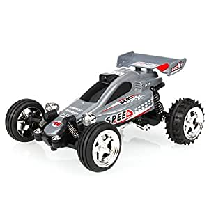 RC Cars - 2209-4 2.4GHz 1:43 F1 Racing Radio Control RC Car Directional Steering Gray