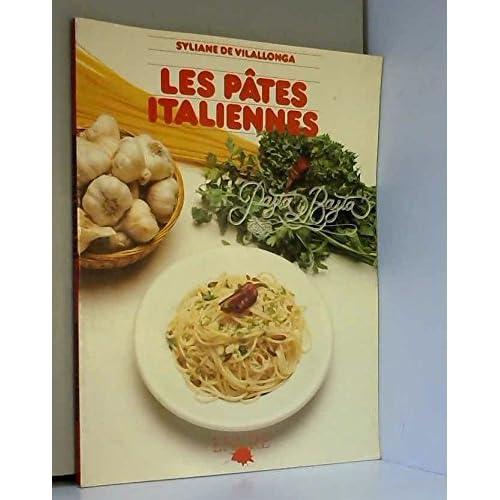 Les Pâtes italiennes