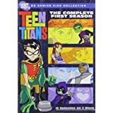 Teen Titans: Complete Seasons 1-5