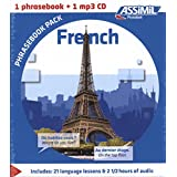 Coffret conversation French (guide + 1 CD)