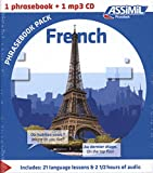 French Phrasebook Pack (1CD audio MP3)