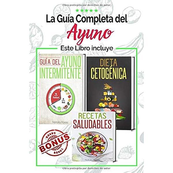 La Guía Completa del Ayuno: 3 libros en 1 - Guía del Ayuno ...