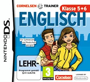 Cornelsen Trainer Englisch 5./6. Klasse - [Nintendo DS]