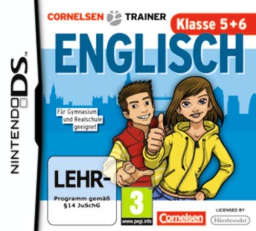 Cornelsen Trainer Englisch 5./ 6. Klasse - [Nintendo DS] - Nintendo Ds Wort-spiele Für