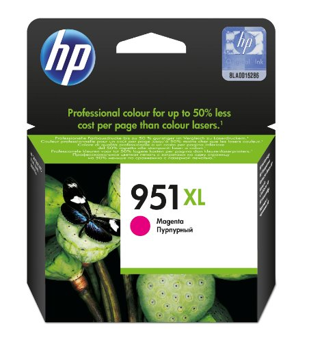 HP CN047AE Cartuccia Originale HP, XL, Magenta