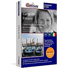 Curso de italiano avanzado (B1/B2): Software compatible con Windows y Linux. Aprende italiano con el método de aprendizaje de memoria a largo plazo.
