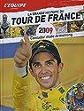 La Grande Histoire du Tour du France n° 38 - 2009 - Contador Mate Armstrong par L'Équipe