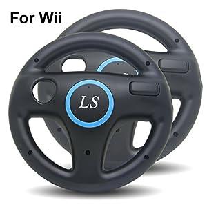 Lenkrad Racing Wheel f¨¹r Nintendo Wii