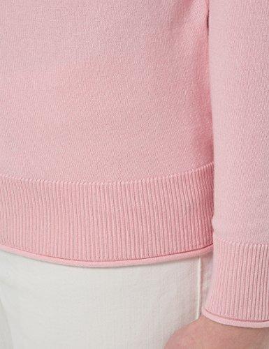Berydale Pullover da donna, in delicati colori estivi, Rosa, 38