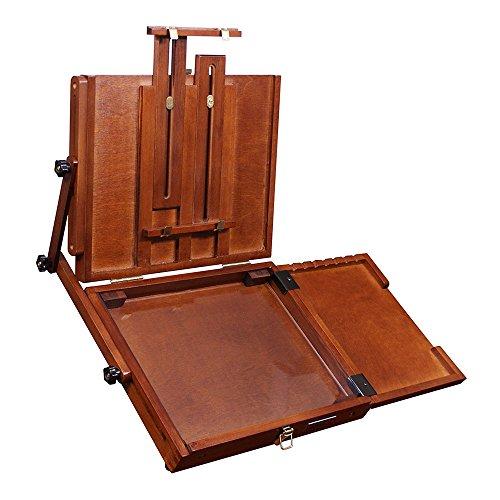 Sienna Plein Air Artist Pochade Box Easel Large (CT-PB-1012) -