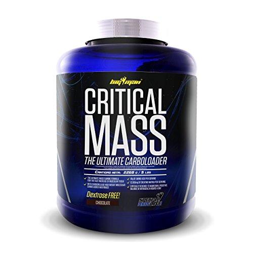 Big Man Nutrition Critical Mass Carbohidratos Chocolate - Nata - 2268 gr