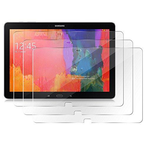 UC-Express Schutzfolie für Samsung Galaxy Note Pro 12.2 Displayschutzfolie 3x Panzerfolie Folie