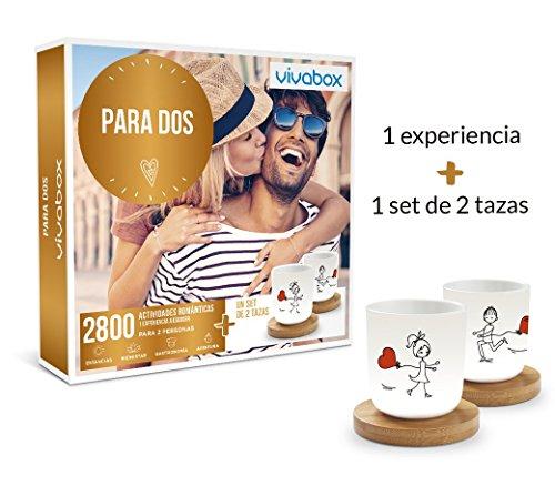 VIVABOX Caja Regalo -para Dos-