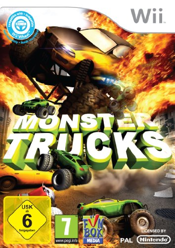 Monster Trucks Monster Truck Wii