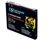 Extremecells Batterie pour HTC Desire G7Bravo Google Nexus One Remplace la batterie BA-S410 BB99100