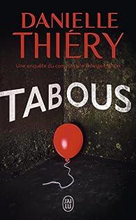 Tabous par Danielle Thiéry
