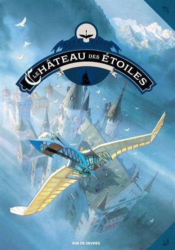 Le château des étoiles, Tome 2 : La conquête de l'espace : Grand Format